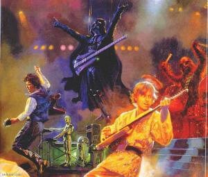 Star Wars Rock