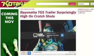 bayonetta crotch shot