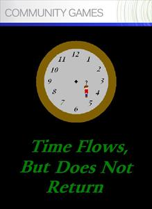 Time Flows, But Does Not Return cover art