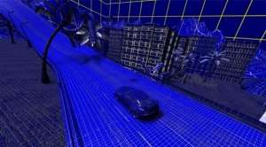 Blueprint Racer 4D screenshot