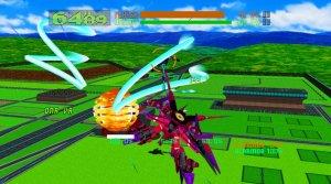 More Virtual On Gameplay
