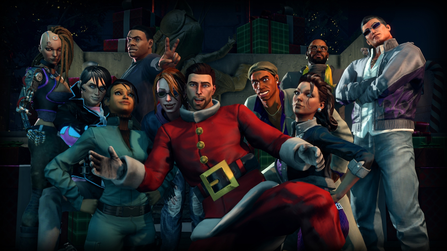 Saints Row 4 Banner Image