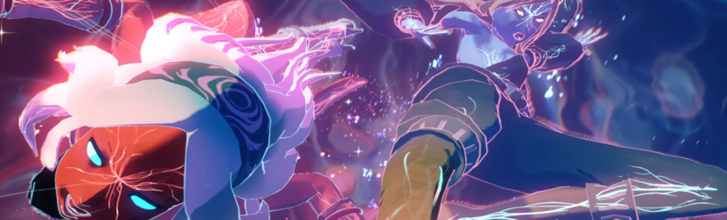 Header image featuring Gravity Rush 2