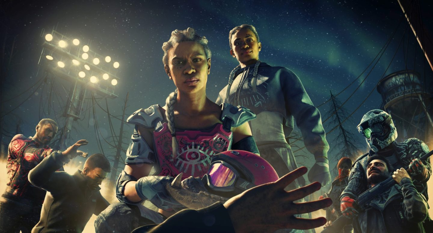 Far Cry New Dawn illustrated artwork