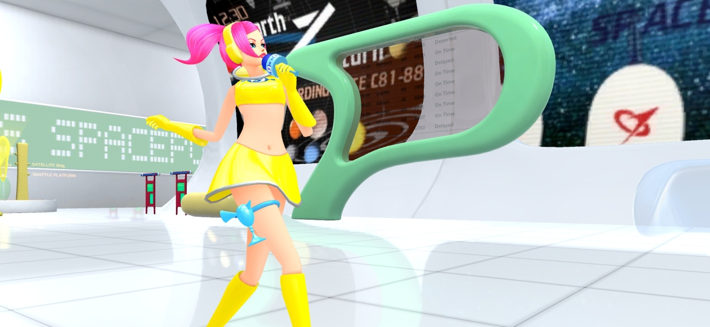 Space Channel 5 VR Ulala
